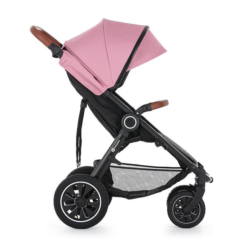 PETITE&MARS Kočík športový Street+ Air Oak Rose Pink complete,  V000012