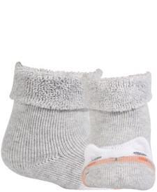 WOLA Ponožky dojčenské froté s uškami neutrál Cali 15-18