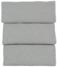 WOLA Pančuchy dojčenské tenké bavlnené hladké dievča Grey 62-74