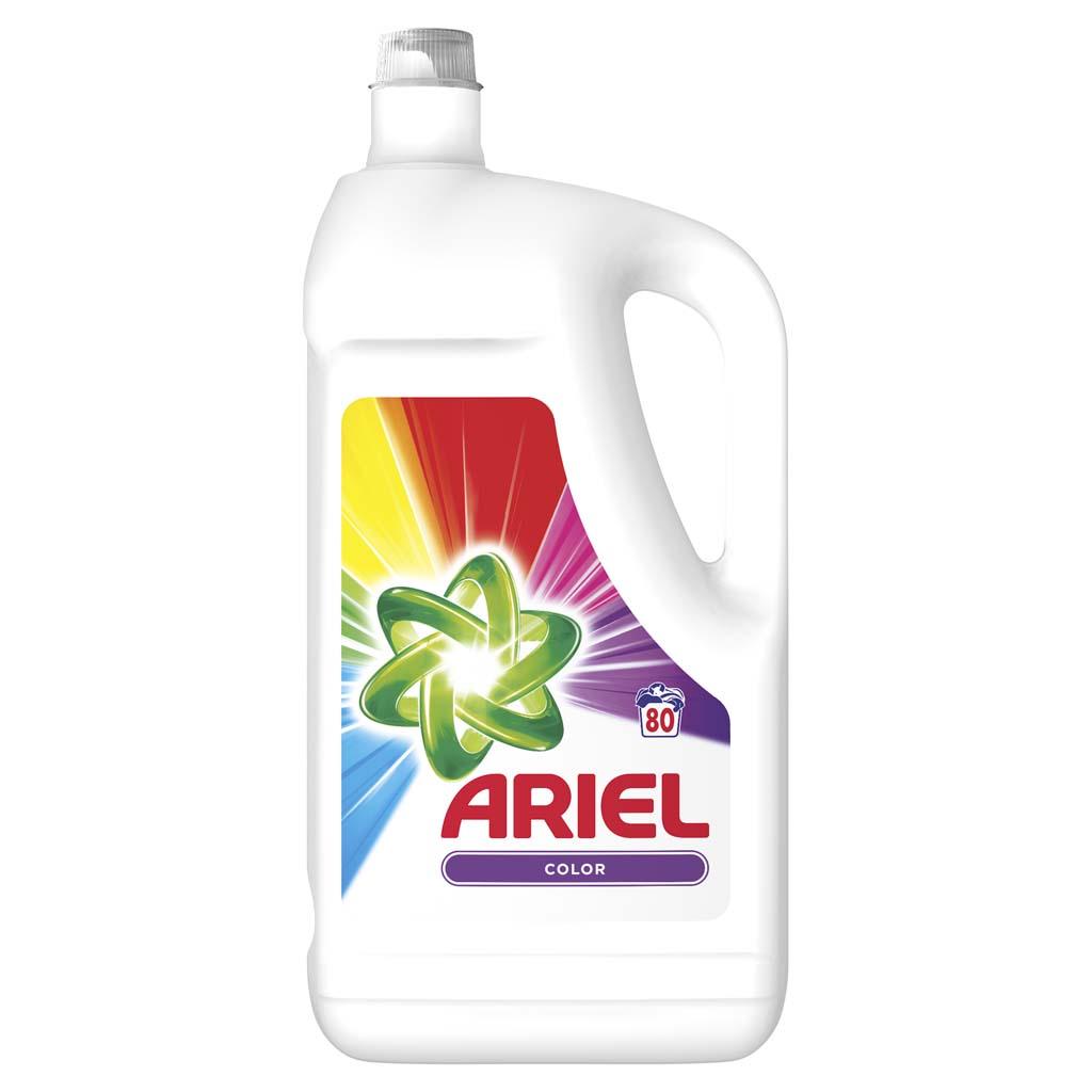 ARIEL Prostriedok na pranie tekutý Color 4,4 l - 80 praní