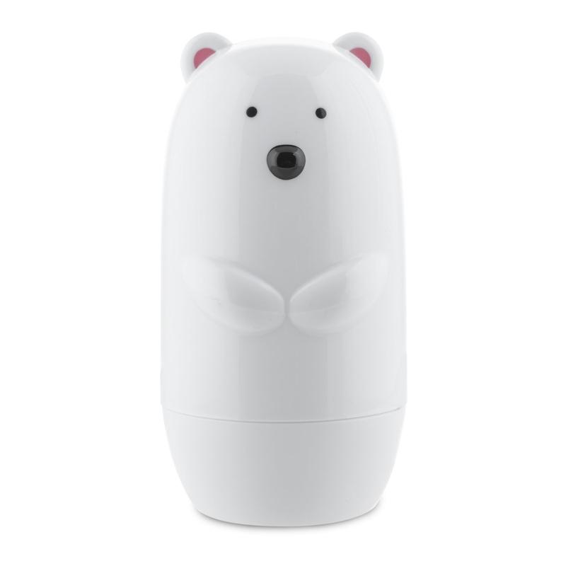 CHICCO Set manikúra pre deti Polárny medveď