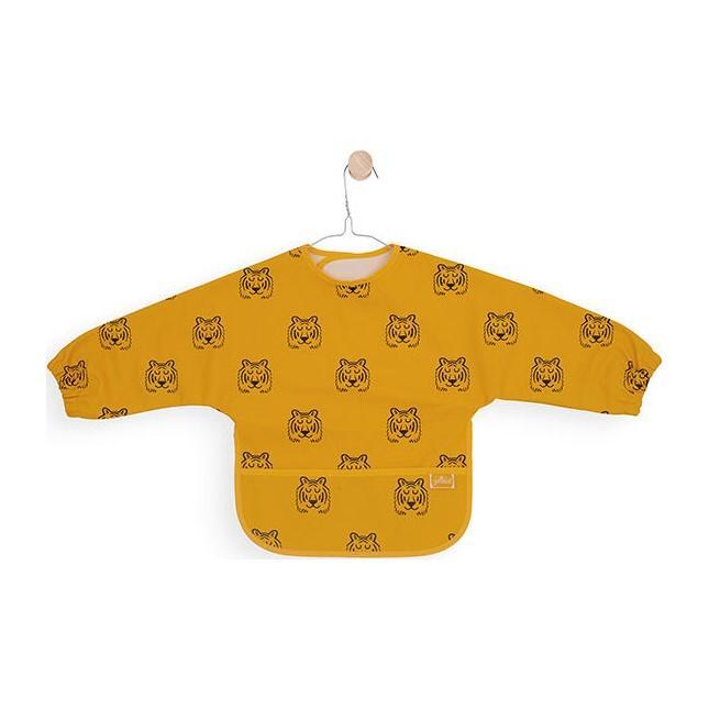 JOLLEIN Podbradník s rukávmi nepriepustný Tiger mustard