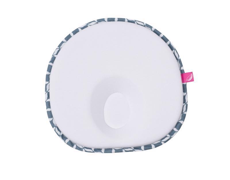 Vankúšik ergonomický stabilizačný pre novorodencov Blue Classics 0-6m