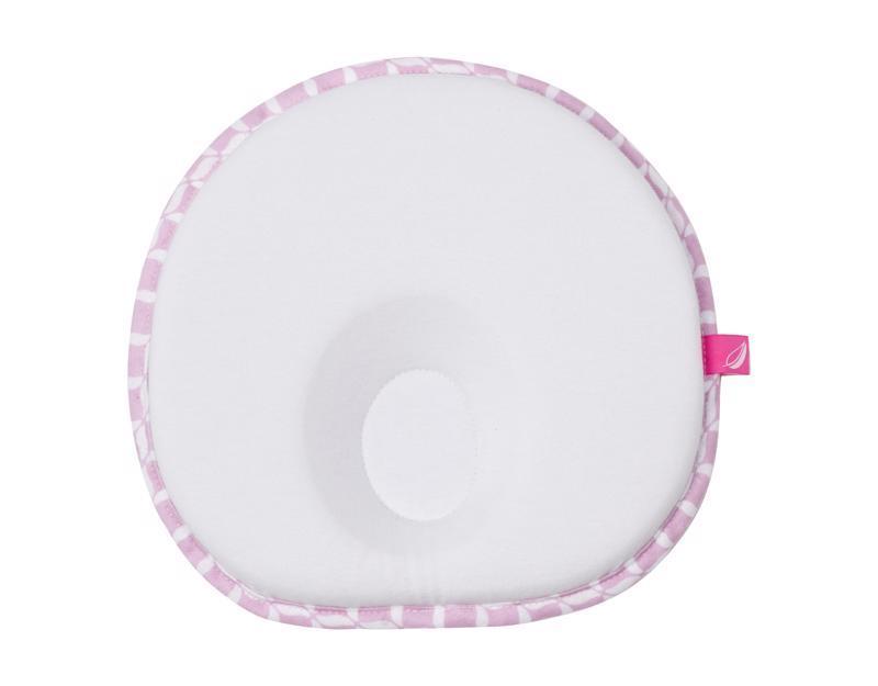 Vankúšik ergonomický stabilizačný pre novorodencov Pink Classics 0-6m