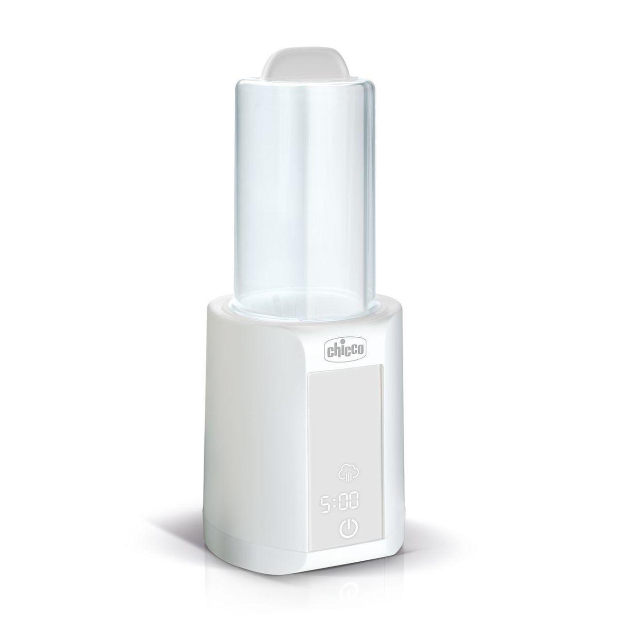 CHICCO Ohřívač lahví se sterilizátorem 2v1