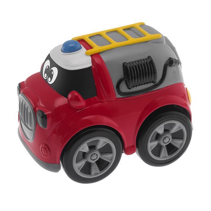 CHICCO Autíčko Turbo Team - Požiarnici 2+