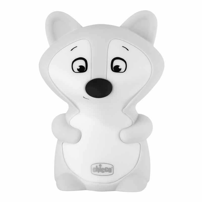 Lampička noční světlo dobíjitelné, přenosné Chicco - Panda