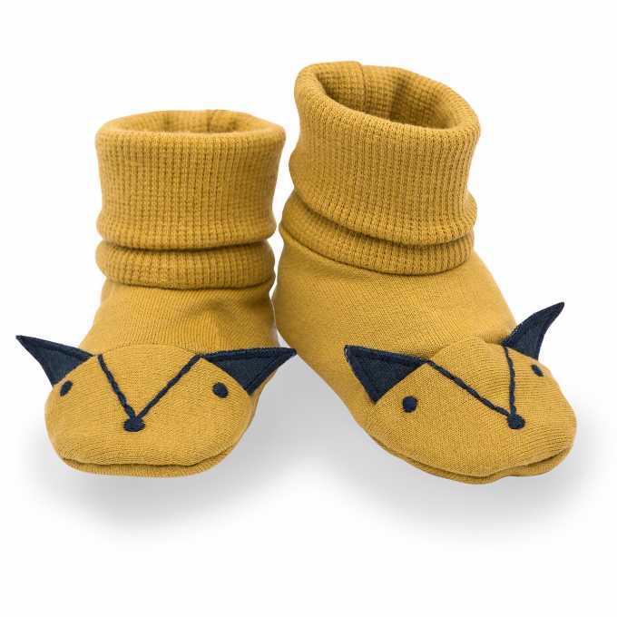 PINOKIO Capáčky/ponožky Secret Forest veľ. 68 /74 kari