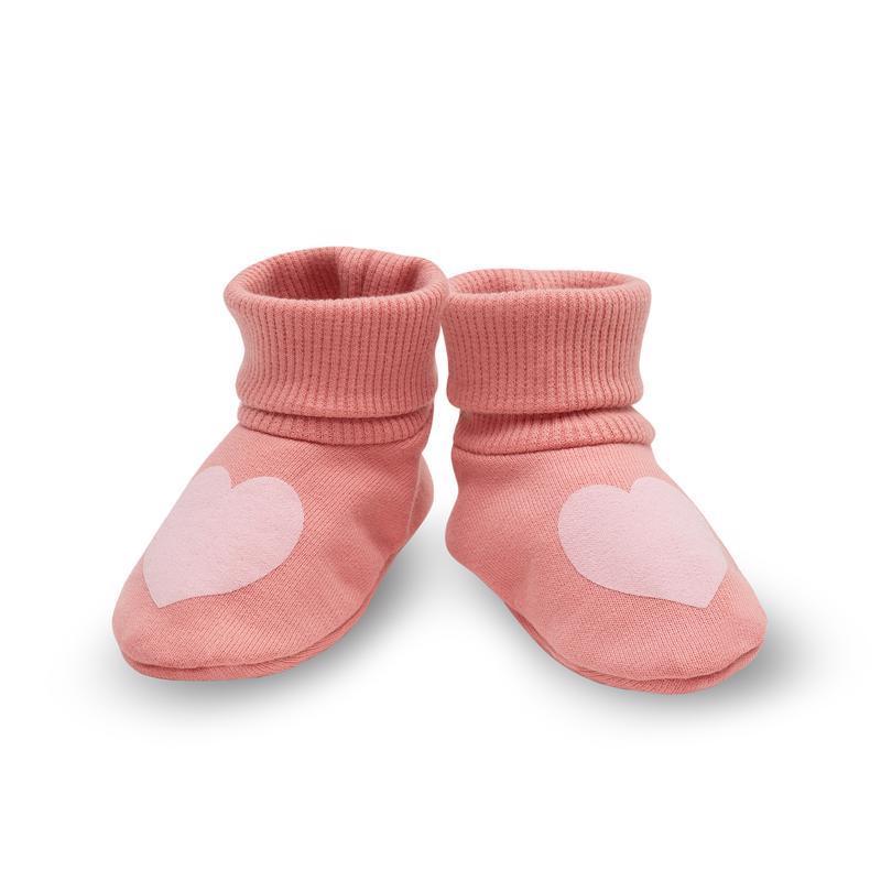 PINOKIO Capáčky/ponožky Spring Light veľ. 56 /62 ružové