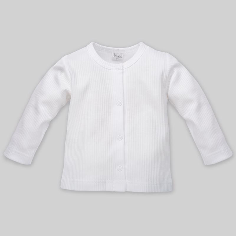 PINOKIO Kabátik, biela, veľ. 50