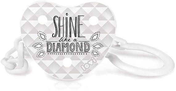 LOVI Retiazka na cumlík Diamond