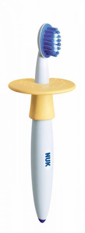 NUK Zubná kefka (12-36 m)