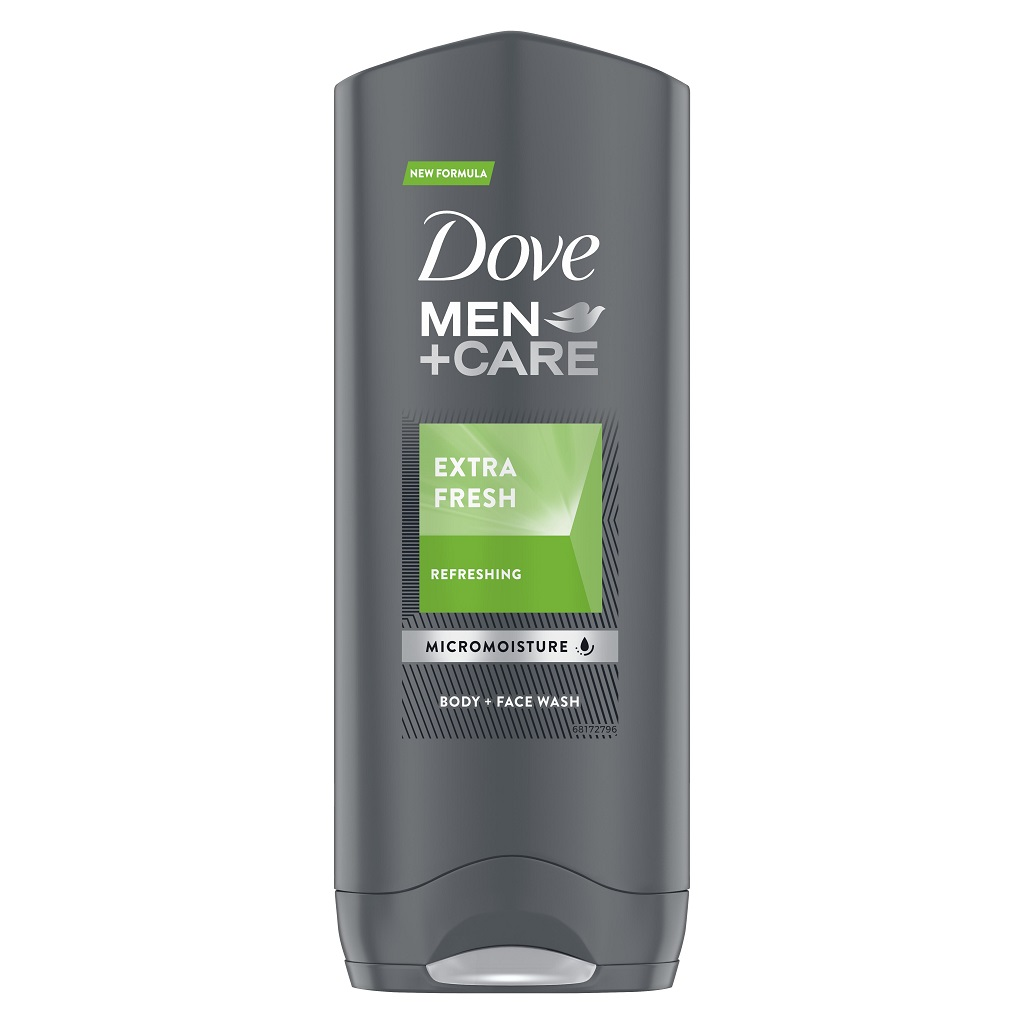 DOVE Gél sprchovací Men+Care Extra Fresh 250ml