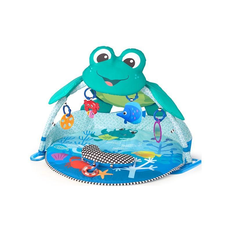 BABY EINSTEIN Deka na hranie Neptune Under the Sea Lights & Sounds™ 0m+