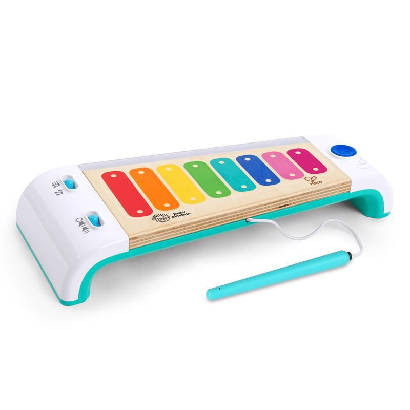 BABY EINSTEIN Drevený xylofón Magic Touch HAPE 12m+