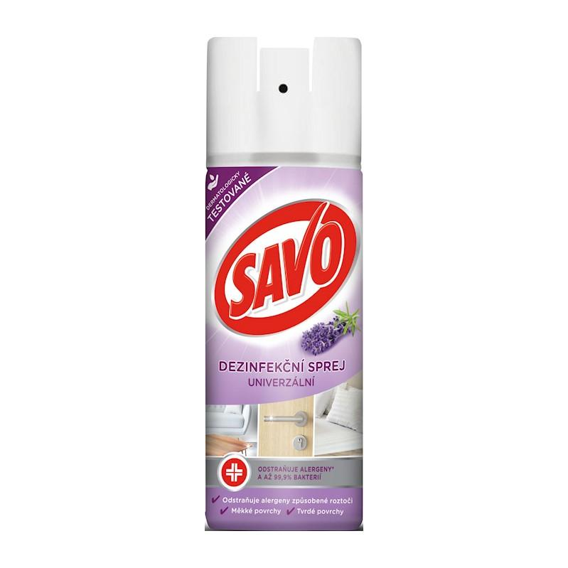 SAVO Aerosol Levandula 200 ml