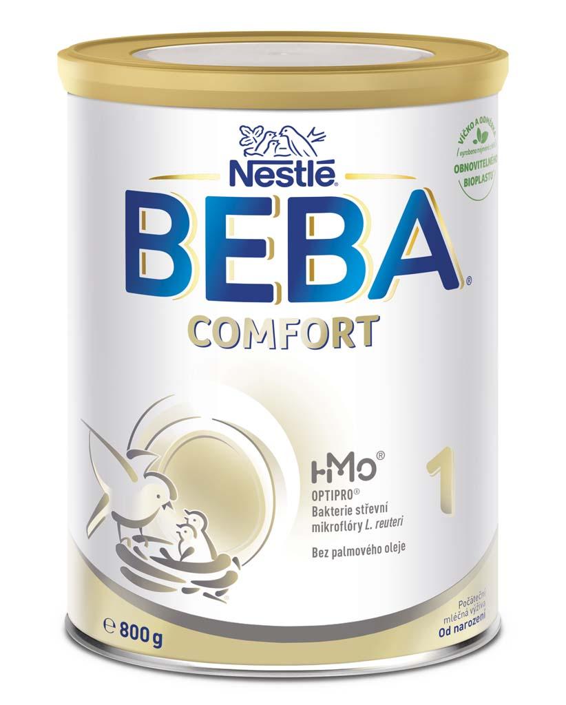 BEBA COMFORT 1 HM-O, Mliečna počiatočná výživa 800 g