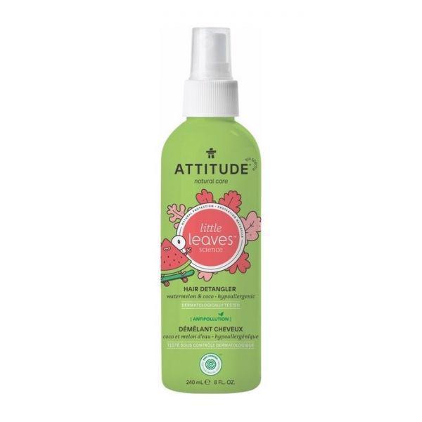 ATTITUDE Spray pre ľahké rozčesávanie detských vláskov Sparkling Fun 240 ml