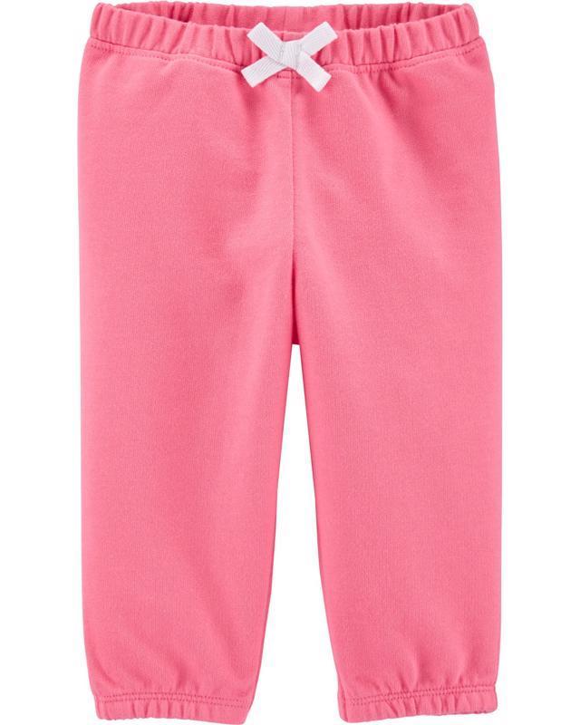 CARTER'S Nohavice dlhé Pink dievča 6 m /veľ. 68