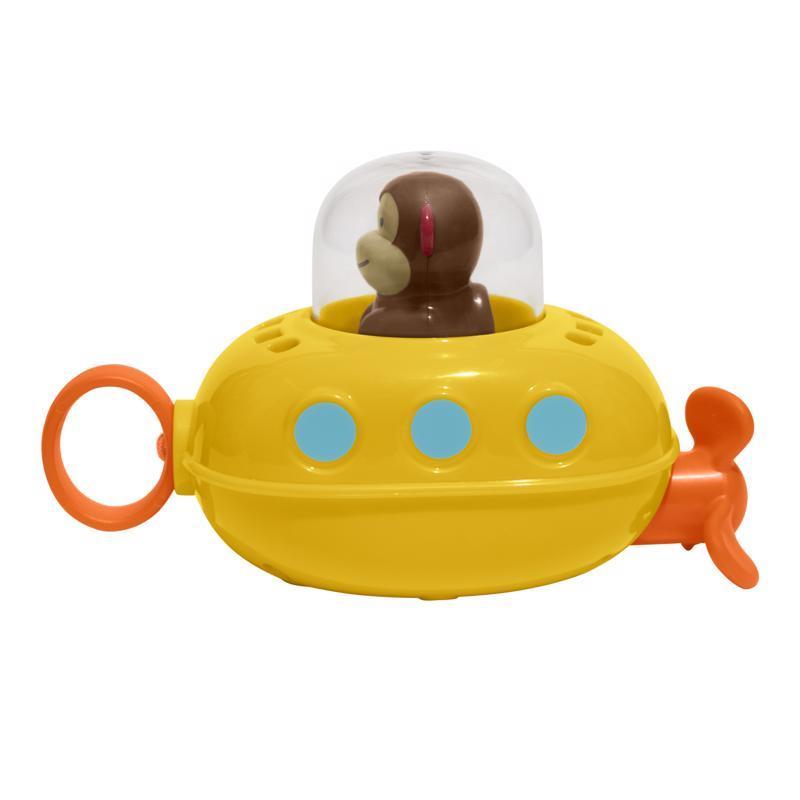 Zoo hračka do vody Ponorka Opička 12m+