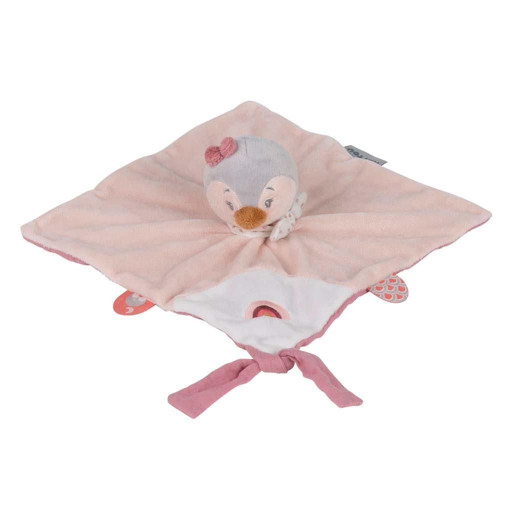 Kalhotky plenkové jednorázové 6 Babycare Pants 16 + kg 18ks Naty Nature