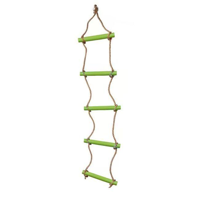 DVĚ DĚTI Lezecký rebrík s priečkami