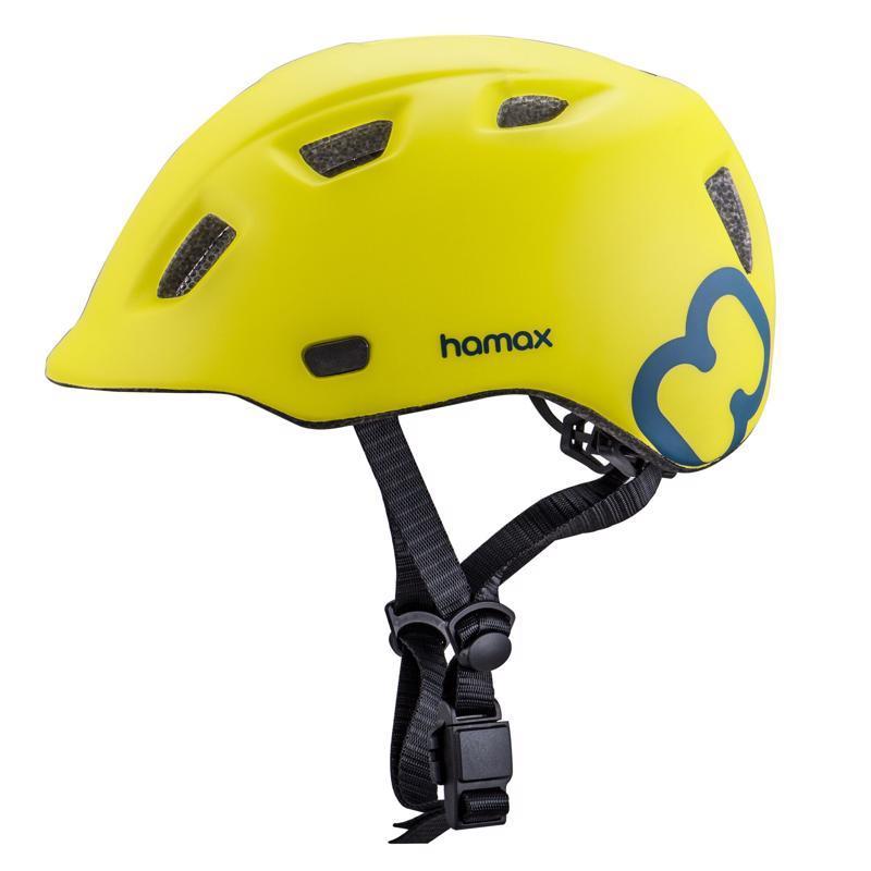 HAMAX Cyklohelma Thundercap Green/Blue 47-52