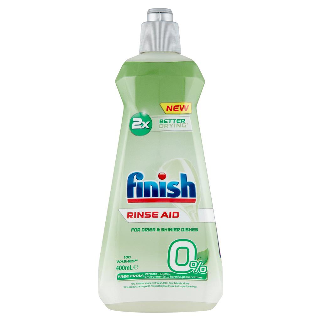FINISH 0% leštidlo 400 ml