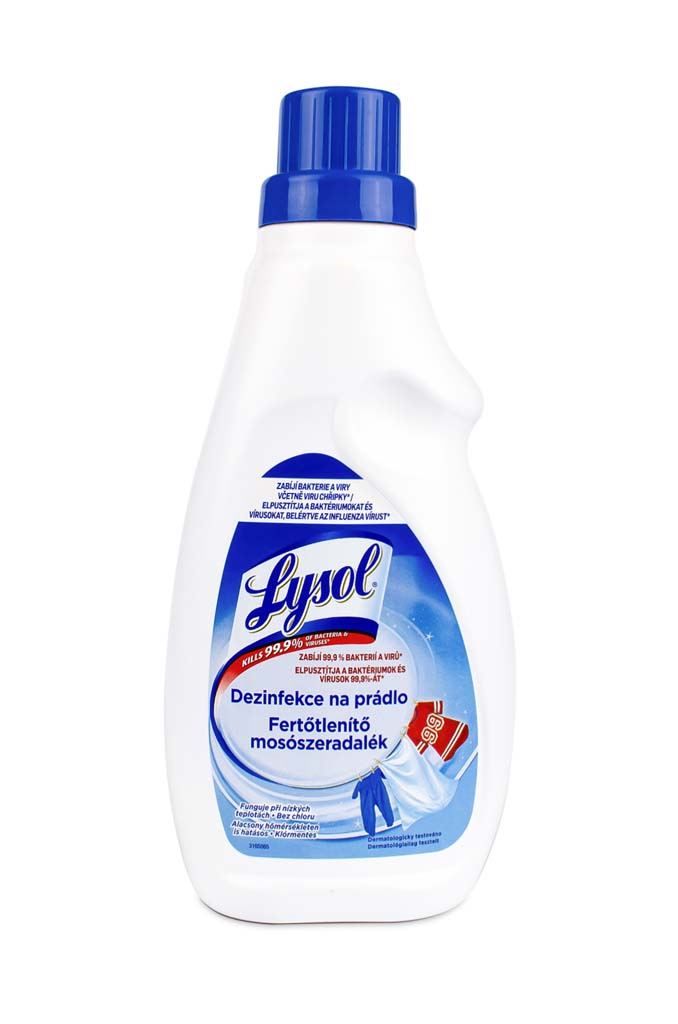 LYSOL Dezinfekcia na bielizeň - Svieža vôňa 720 ml