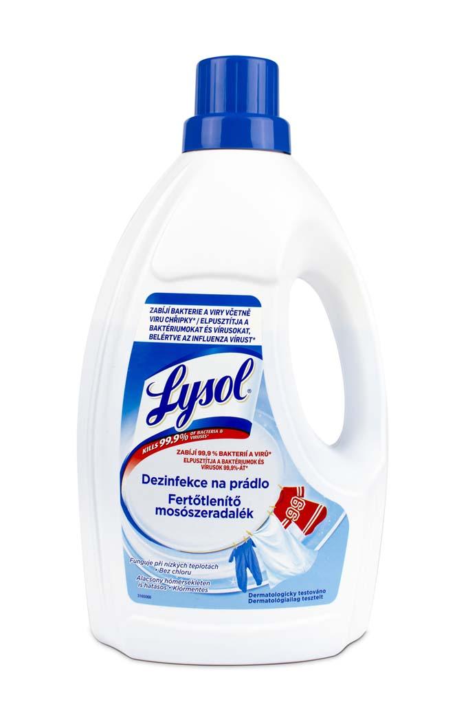 LYSOL Dezinfekcia na bielizeň - Svieža vôňa 1200 ml