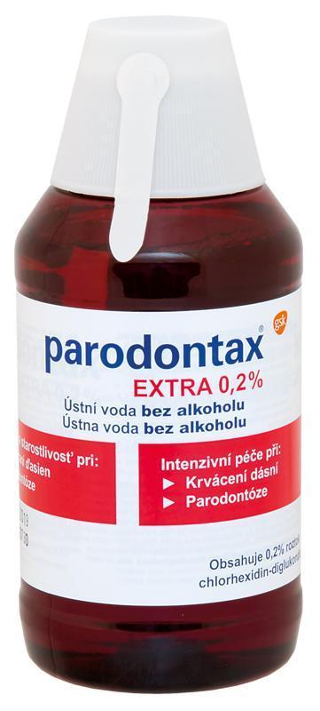 PARODONTAX Extra 0,2% ústna voda 300 ml