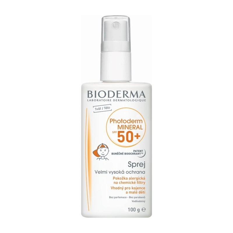 BIODERMA Photoderm MINERAL SPF 50+ 100 g