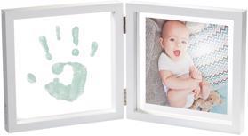 BABY ART Rámček na odtlačky a fotografiu My Baby Style - Simple Transparent