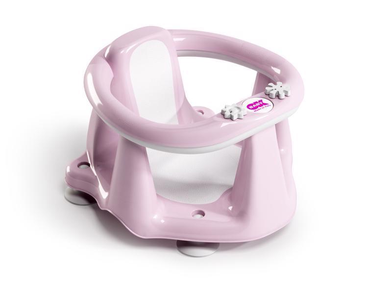 OK BABY Sedadlo do vane Flipper Evolution svetlo ružová 54