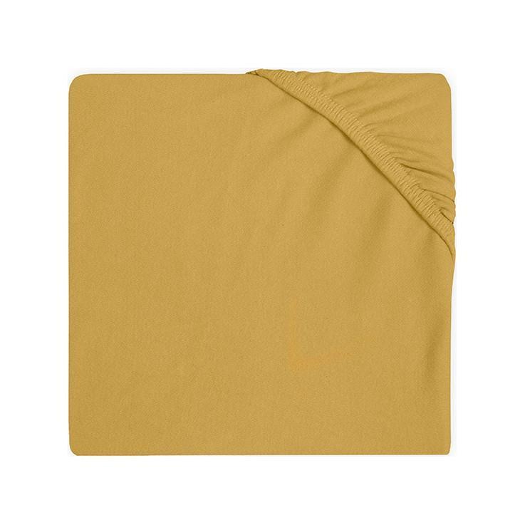 JOLLEIN Plachta jersey Mustard 60 x 120 cm