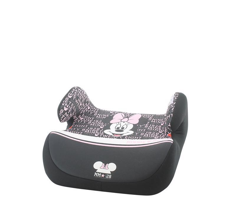 NANIA Topo Comfort autosedačka (15-36 kg) Minnie Star Typo