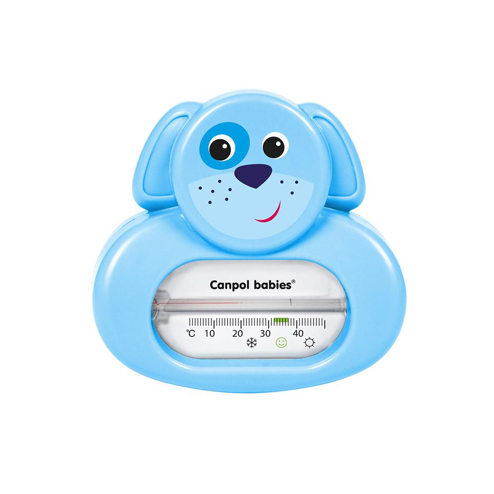 CANPOL BABIES Teplomer kúpací - psík
