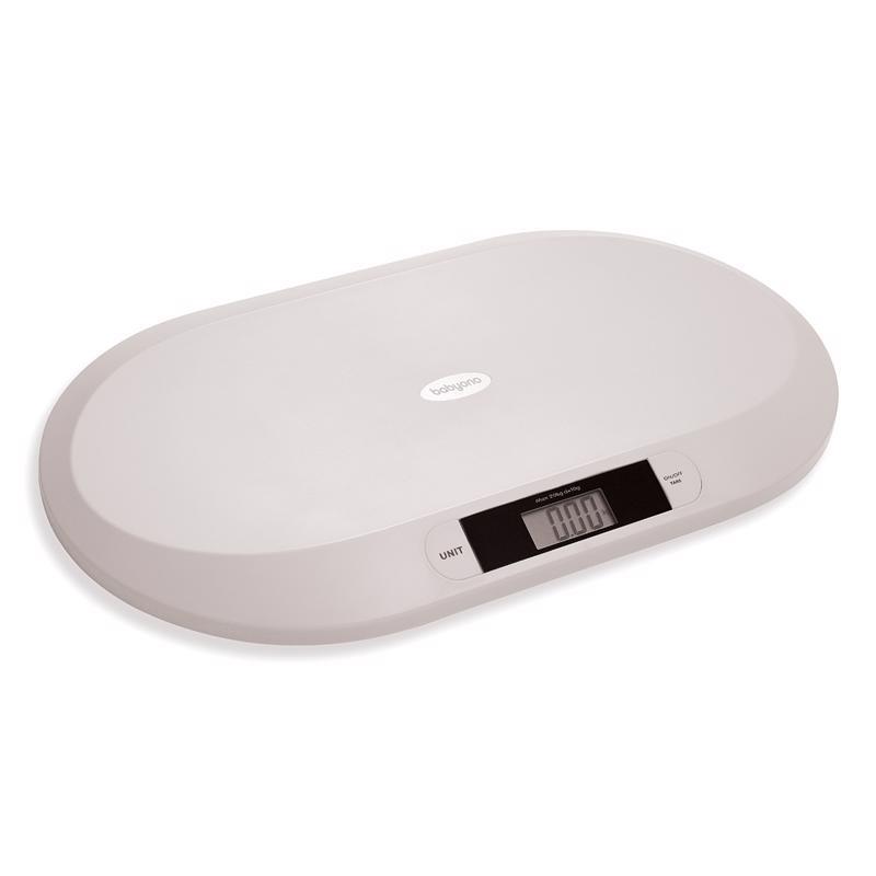 BABYONO Váha elektronická pre deti do 20 kg šedá
