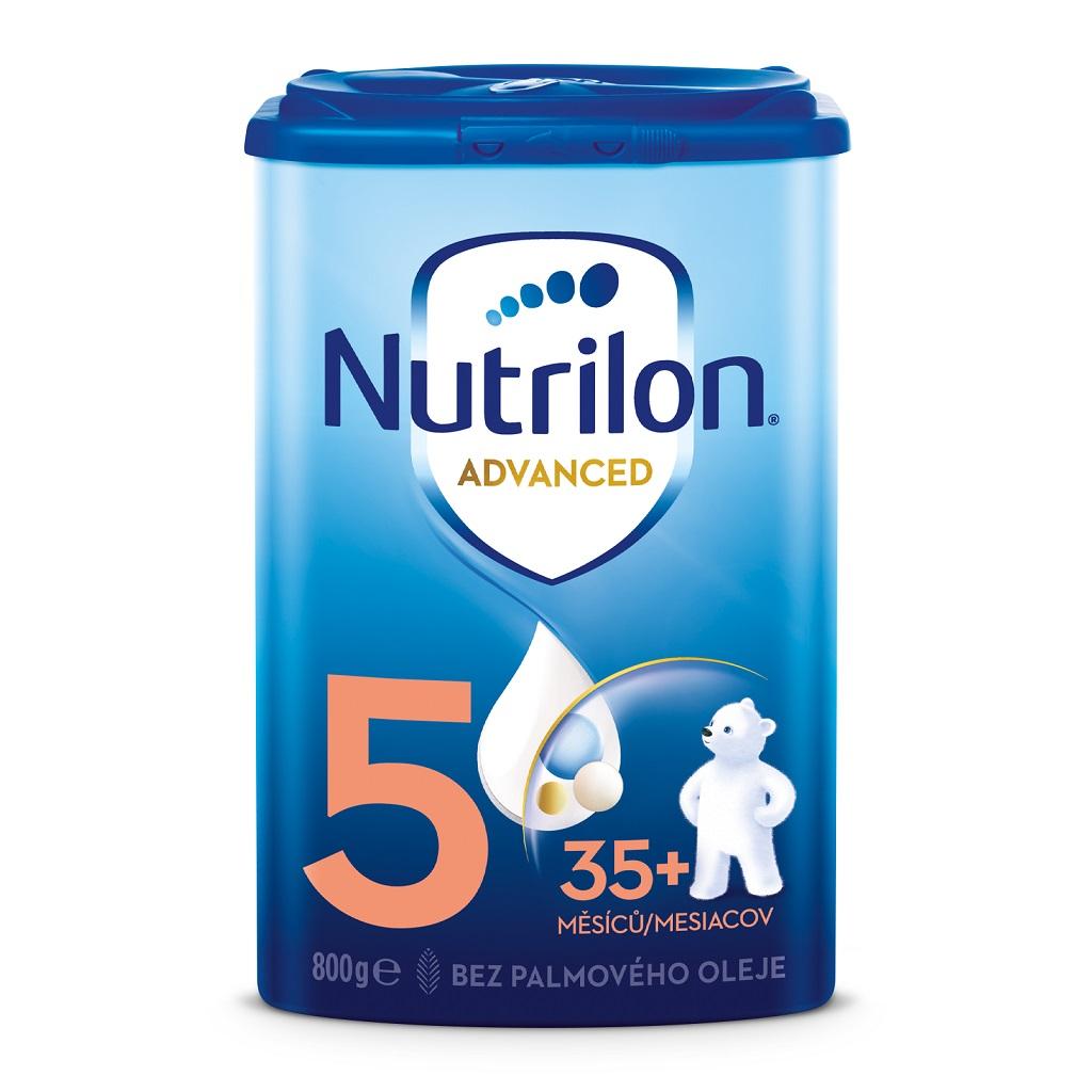 NUTRILON 5 Detské mlieko 800 g, 36+
