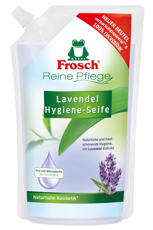 FROSCH EKO Tekuté mydlo Levanduľa - náhradná náplň (500 ml)