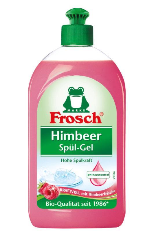 FROSCH EKO Prostriedok na umývanie riadu Malina (500 ml)