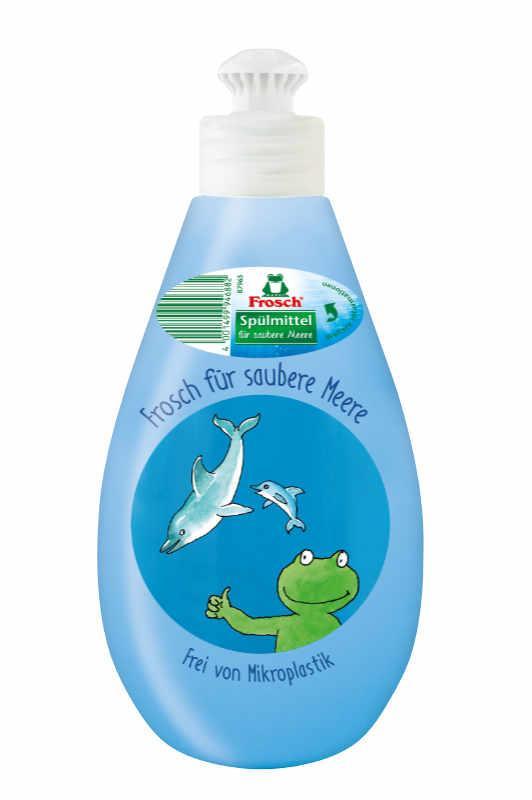 FROSCH EKO Prostriedok na umývanie riadu Soda - dávkovač (400 ml)