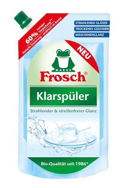 FROSCH EKO Leštidlo do umývačky riadu (750 ml)