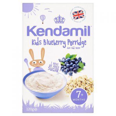 KENDAMIL Kaša mliečna čučoriedková 120 g