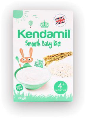 KENDAMIL Kaša nemliečna jemná ryžová 100 g