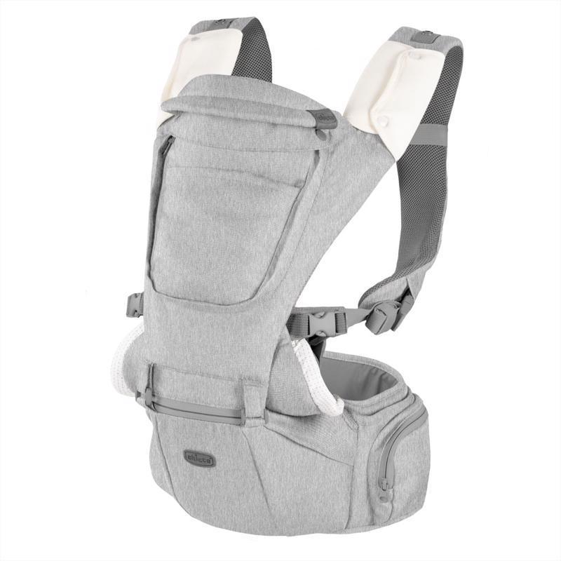 CHICCO Nosič detí Hip Seat - Titanium