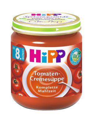 HiPP Polievka krémová BIO paradajková 200g