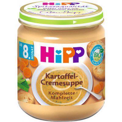 HiPP Polievka krémová BIO zemiaková so zeleninou 200g