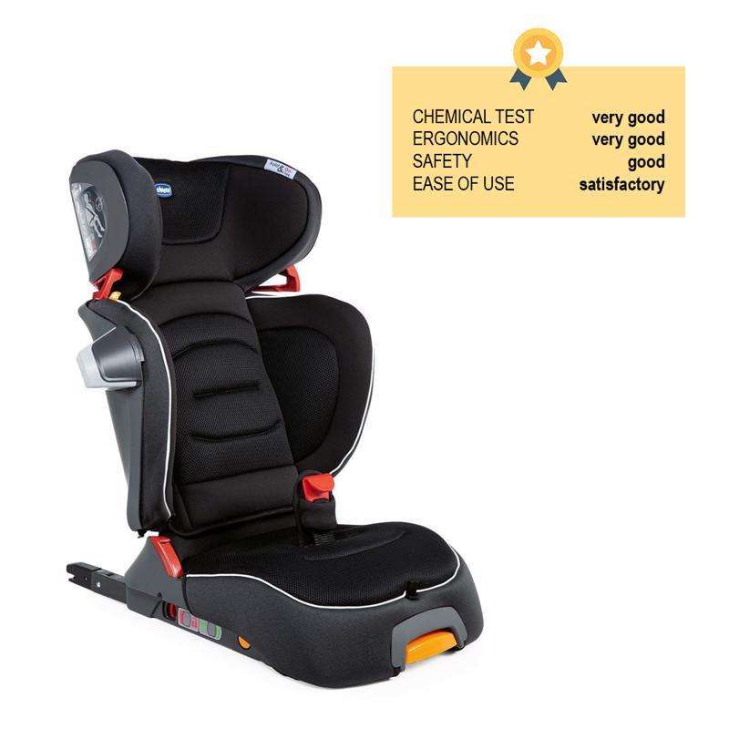 CHICCO Autosedačka Fold&Go i-Size - Jet Black