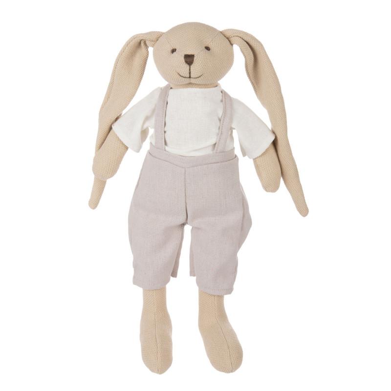 CANPOL BABIES Zajačik Bunny bežový